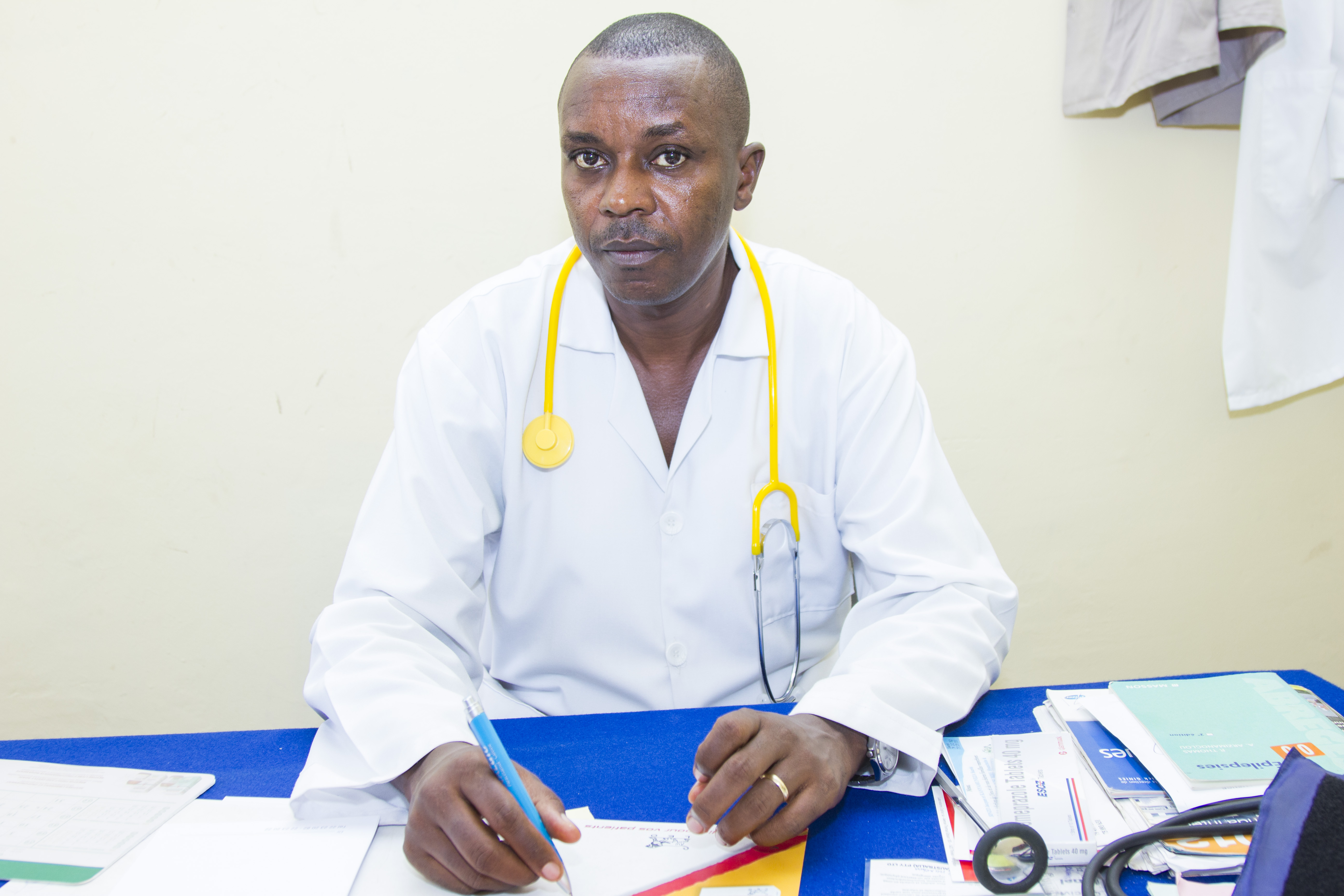 Dr HAGERIMANA REMY